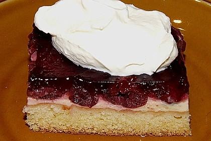 Kirsch - Schmand - Blechkuchen 23