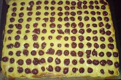 Kirsch - Schmand - Blechkuchen 151