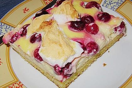 Kirsch - Schmand - Blechkuchen 89