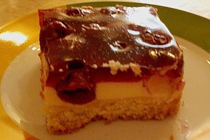 Kirsch - Schmand - Blechkuchen 134