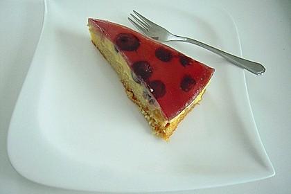 Kirsch - Schmand - Blechkuchen 52