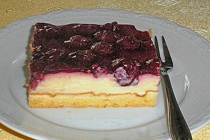 Kirsch - Schmand - Blechkuchen 36