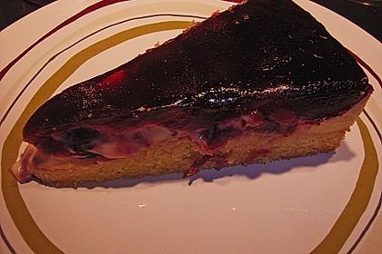 Kirsch - Schmand - Blechkuchen 125