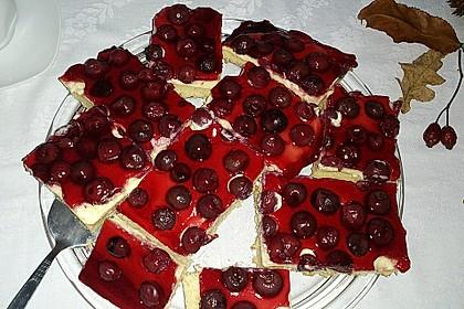 Kirsch - Schmand - Blechkuchen 69