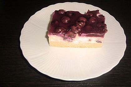 Kirsch - Schmand - Blechkuchen 82