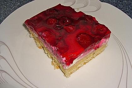 Kirsch - Schmand - Blechkuchen 43