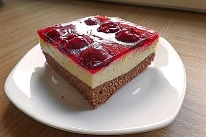 Kirsch - Schmand - Blechkuchen 8