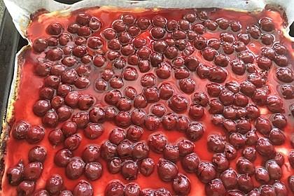 Kirsch - Schmand - Blechkuchen 95