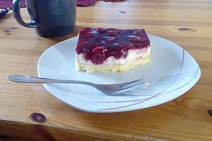 Kirsch - Schmand - Blechkuchen 101