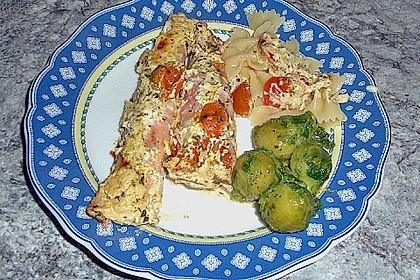 Bresso - Hähnchen überbacken mit Tomaten 12