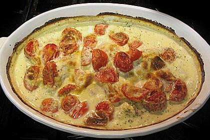 Bresso - Hähnchen überbacken mit Tomaten 16