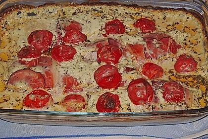 Bresso - Hähnchen überbacken mit Tomaten 30