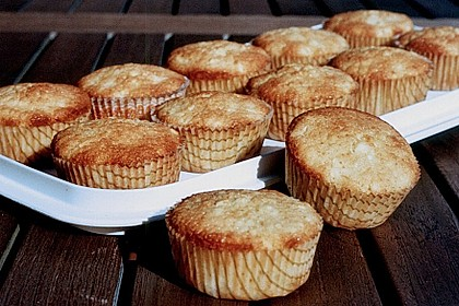 Apfel - Whisky - Muffins