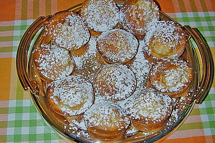 Apfel - Whisky - Muffins 1