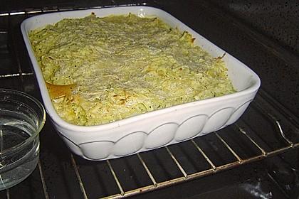 Überbackener Rosenkohl mit Kartoffelkruste 20