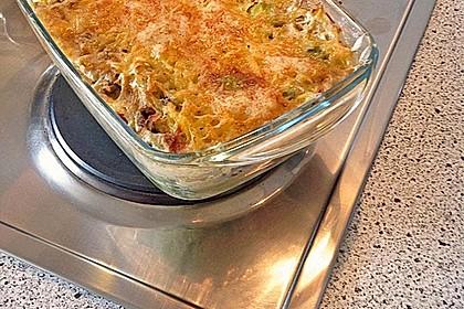 Überbackener Rosenkohl mit Kartoffelkruste 15