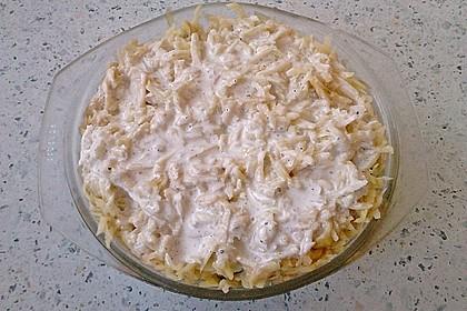Überbackener Rosenkohl mit Kartoffelkruste 13