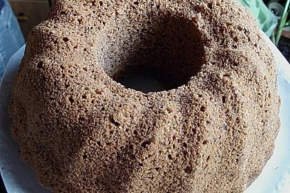 Rotweinkuchen mit Zimt und Schokostreusel 2