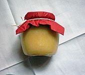 Apfel - Orangen Konfitüre mit Marzipan (Bild)