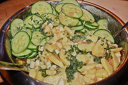 Gurken - Kartoffel Salat 10