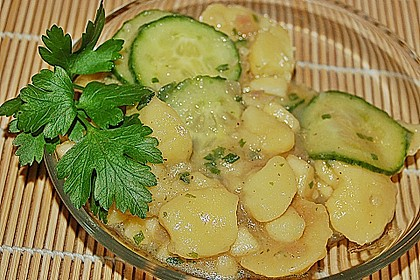 Gurken - Kartoffel Salat 0