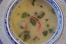Asiatische Kartoffelsuppe mit Kokosmilch