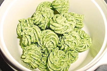 Bärlauch-Rucola-Butter 2