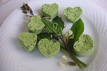 Bärlauch-Rucola-Butter 1
