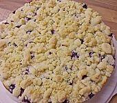 Apfel-Heidelbeer-Streuselkuchen (Bild)