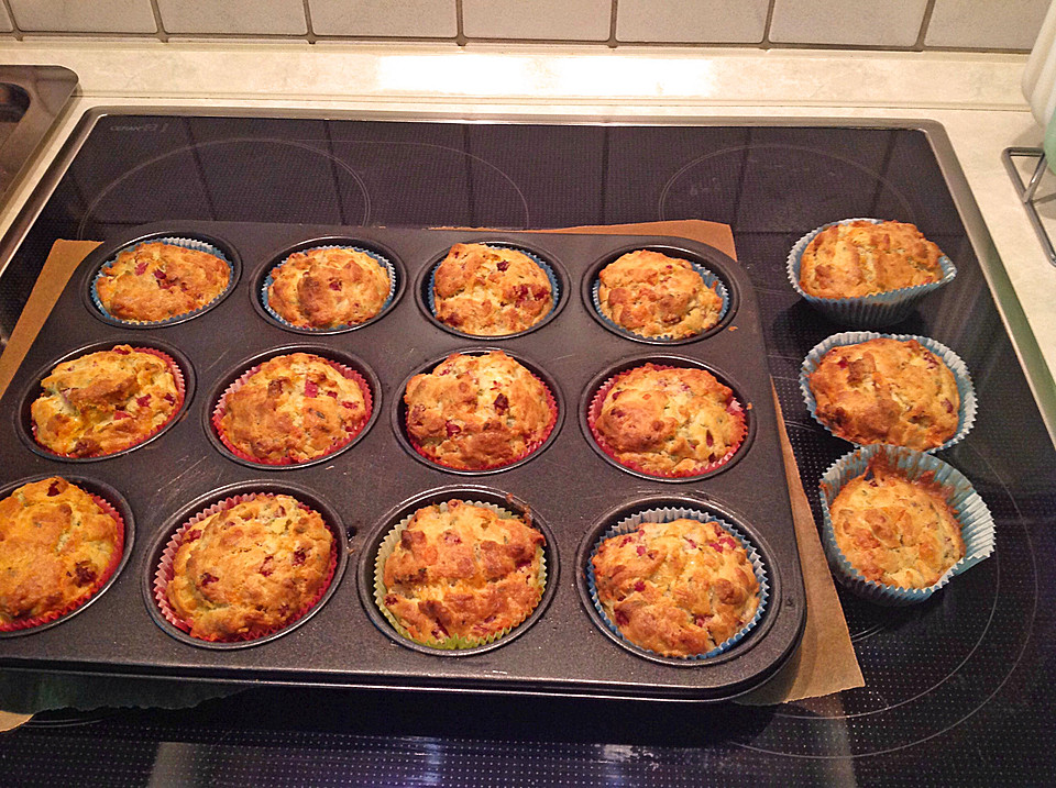 deftige muffins thermomix
