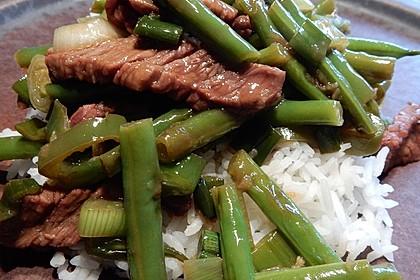Beef Teriyaki Style