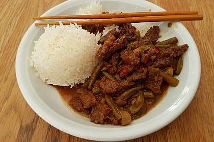 Beef Teriyaki Style 4