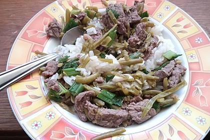 Beef Teriyaki Style 6