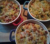 Utes Kartoffel-Brokkoli-Paprika-Auflauf