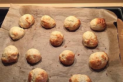 Quarkbällchen aus dem Ofen 5