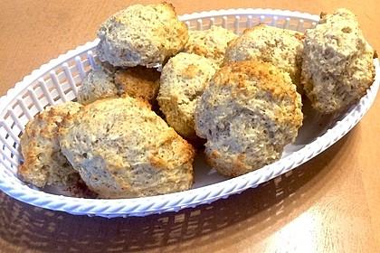 Quarkbällchen aus dem Ofen 3