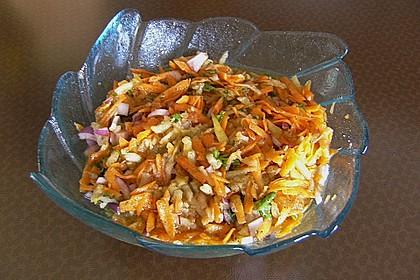 Karotten-Apfel-Salat 21