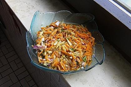 Karotten-Apfel-Salat 25