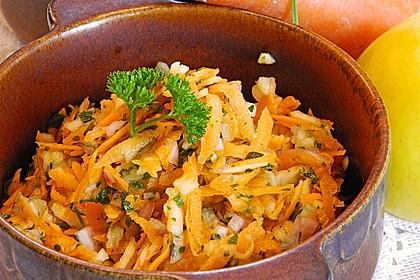 Karotten-Apfel-Salat 18
