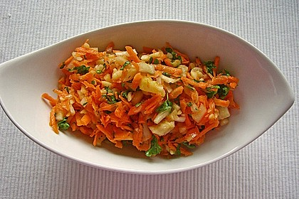 Karotten-Apfel-Salat 23