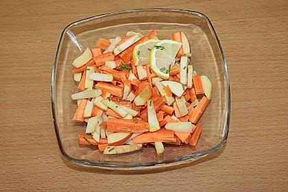 Karotten-Apfel-Salat 22
