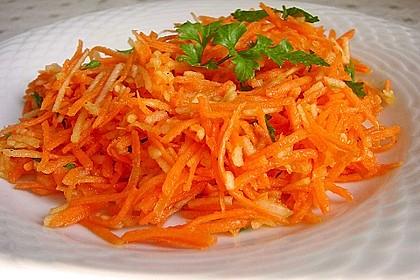 Karotten-Apfel-Salat 14