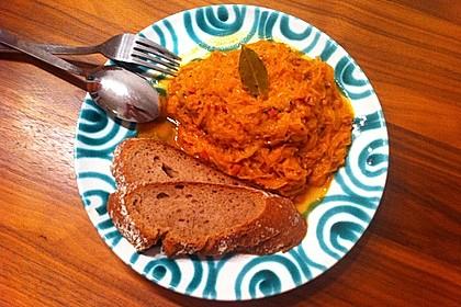 Szegediner Gulasch, vegetarisch 1