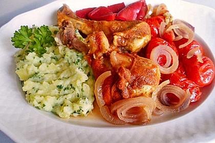 Kartoffel-Fenchel-Püree
