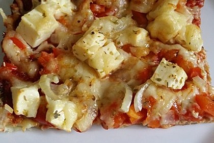 Low Carb Pizza 21