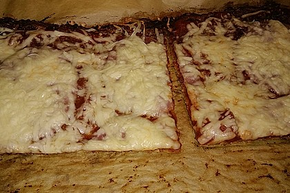 Low Carb Pizza 12