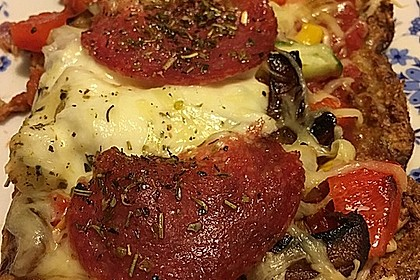 Low Carb Pizza 14