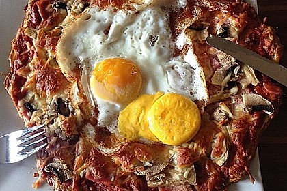 Low Carb Pizza 6