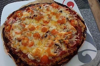 Low Carb Pizza 13