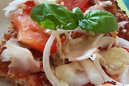 Low Carb Pizza 4